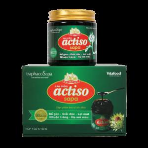 VITAFOOD tác dụng của cao mền actiso sapa