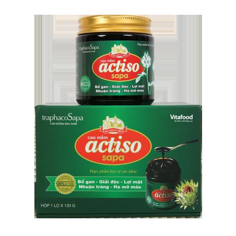 công dụng của cao Atiso sapa