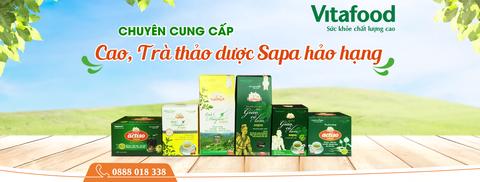 công ty cổ phần vitafood sức khỏe chất lượng cao