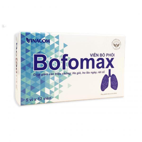 Viên bổ phổi bofomax